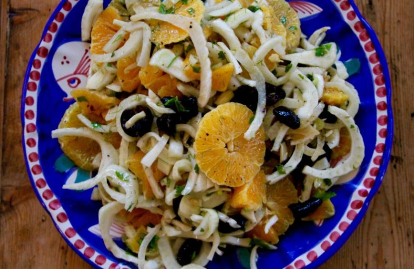 The original fusion food: Sicilian –CSMonitor.com