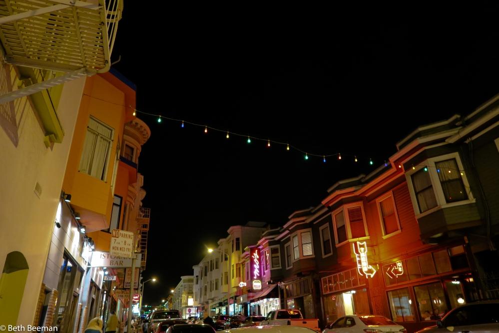 Grant Street, San Fransicso